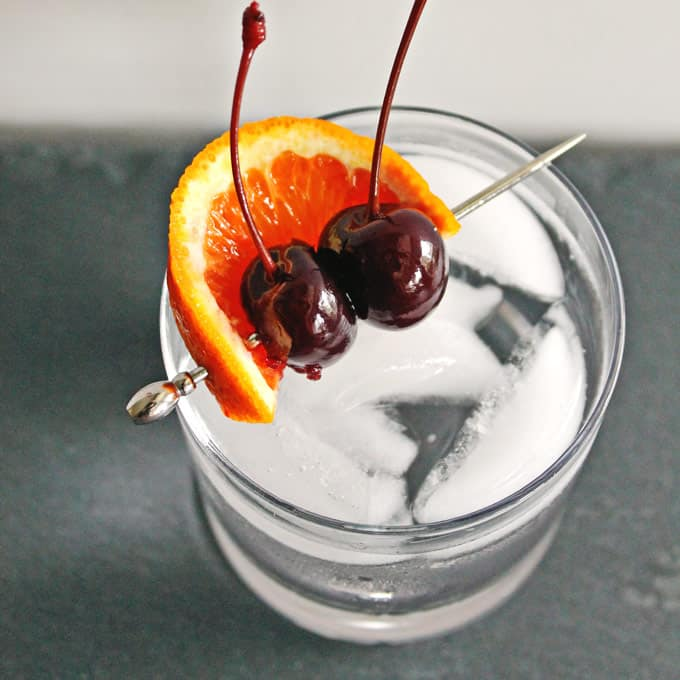 5 easy ways to garnish with an orange