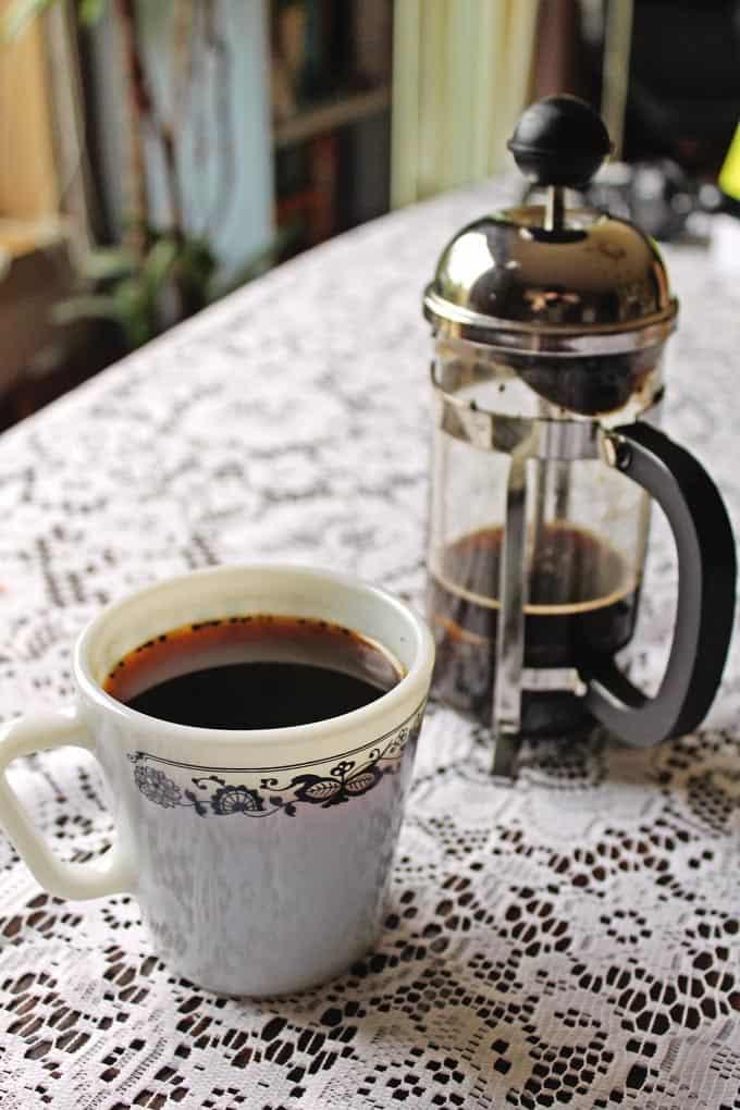 Colombian Coffee Brewed With Aguapanela Rhubarbarians