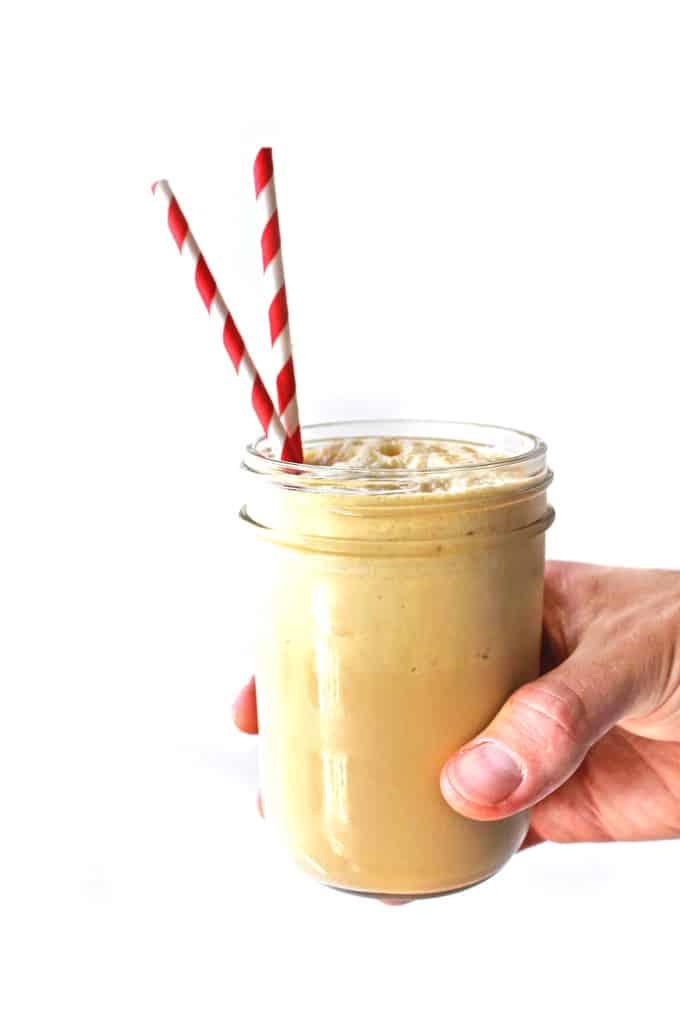 Thick and creamy earl grey tea and honey milkshakes! YUM!