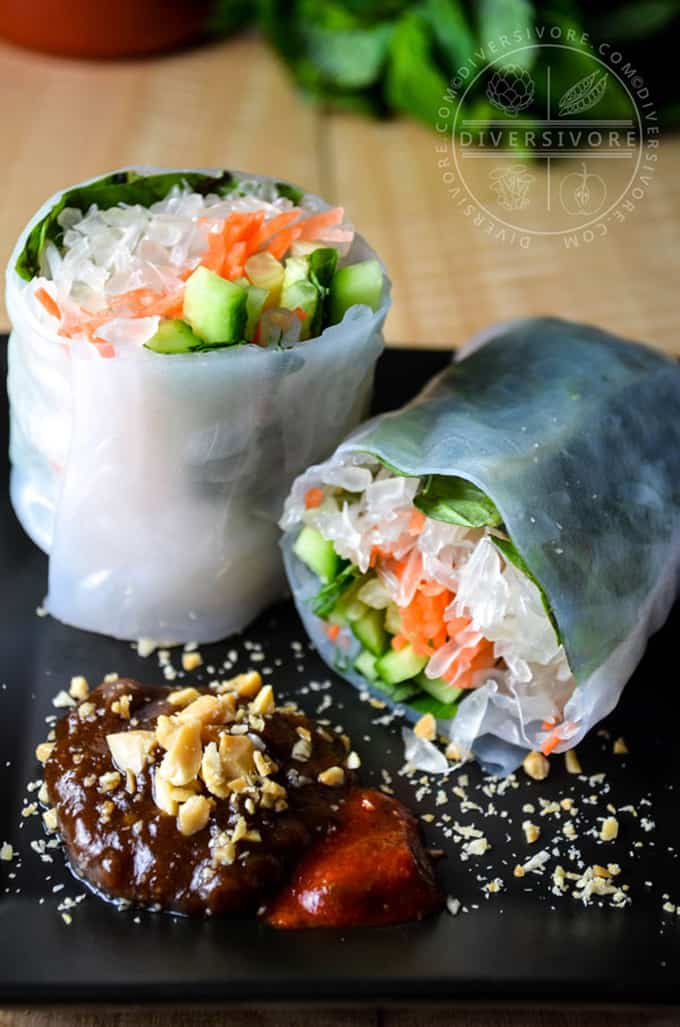 Pomelo salad rolls + 15 Farmers market recipes to make in February! Delicious, winter, (mostly) healthy recipes made with fresh, seasonal produce from your local farmers market or CSA bin. Eat local!
