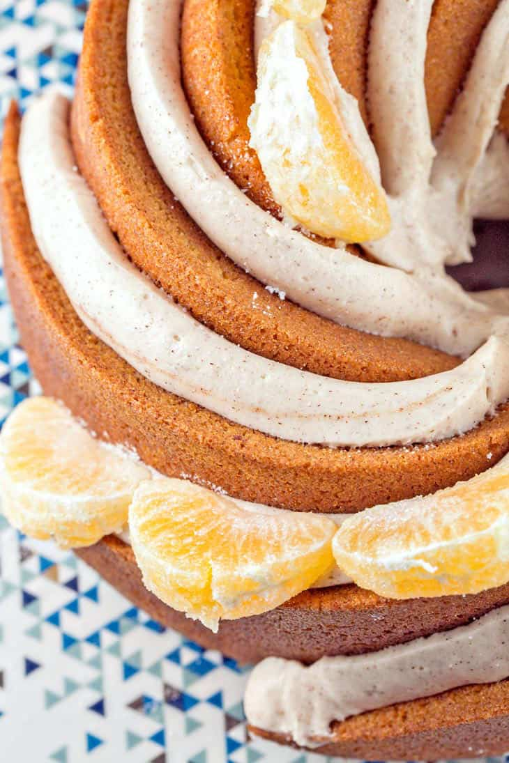 Clementine bundt cake + 15 Farmers market recipes to make in March! Delicious, vegetarian, late winter/ early spring, (mostly) healthy recipes made with fresh, seasonal produce from your local farmers market or CSA bin. Eat local!
