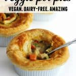 veggie pot pies pinterest