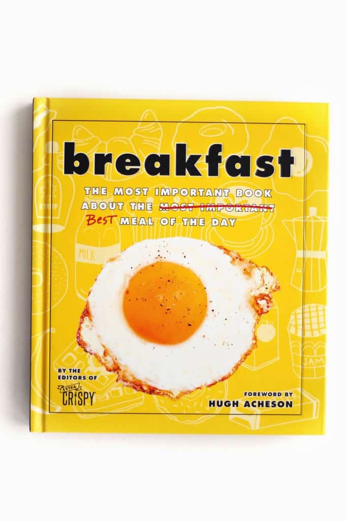 breakfast book by extra crispy