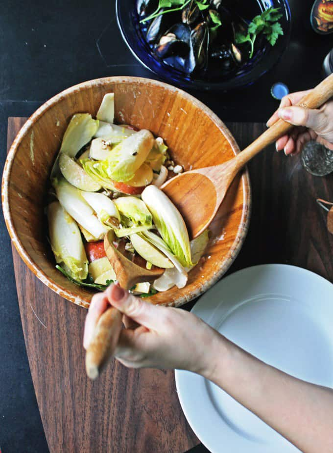belgian endive salad recipe