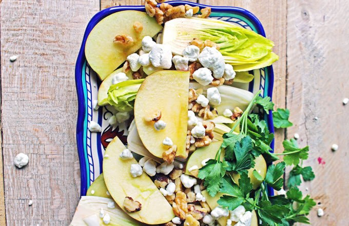 apple and endive salad
