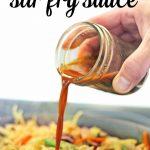 easy stir fry sauce