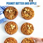 grab and go oatmeal muffins