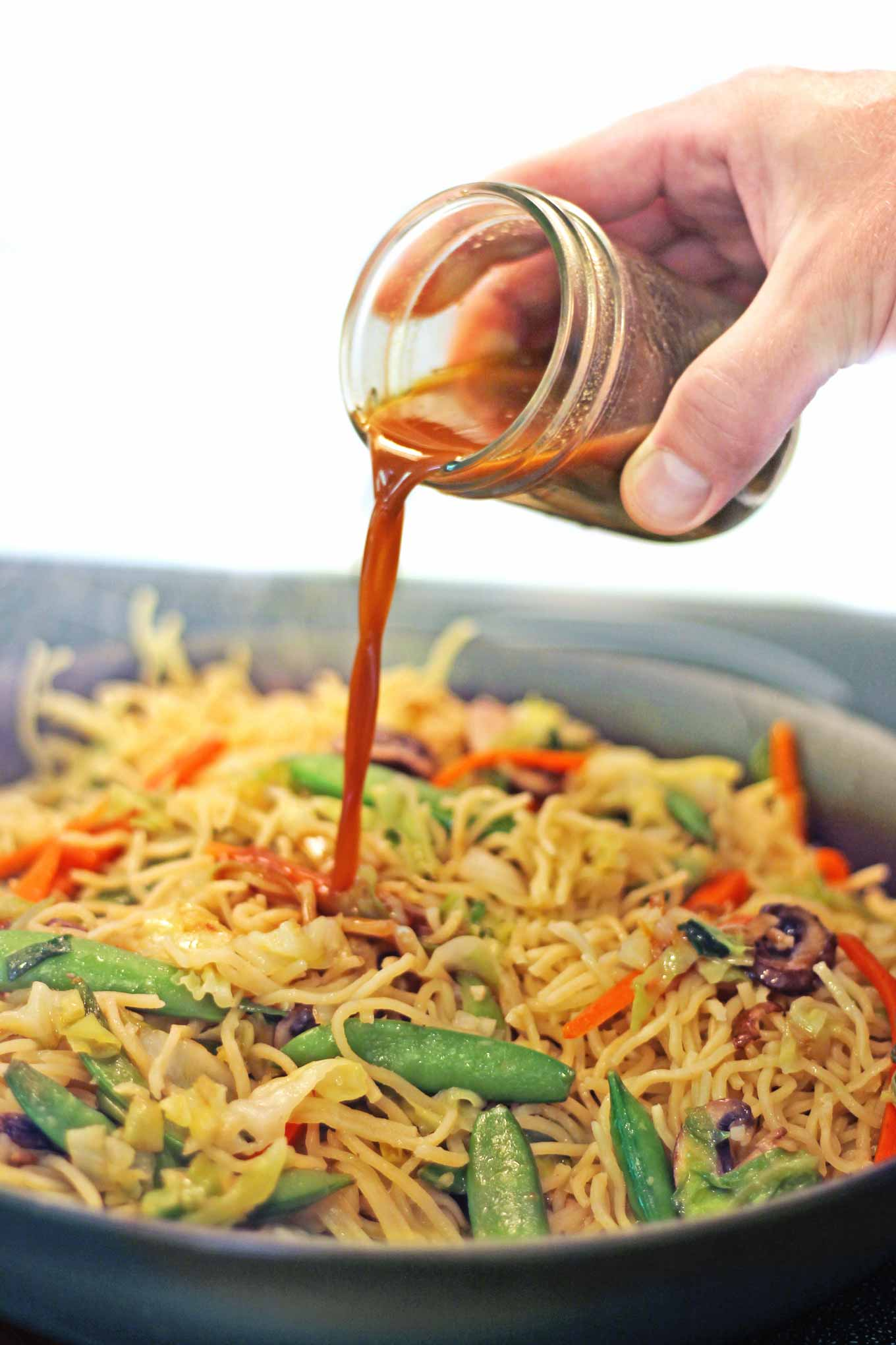 chow mein sauce