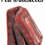 frozen grape red winesicles