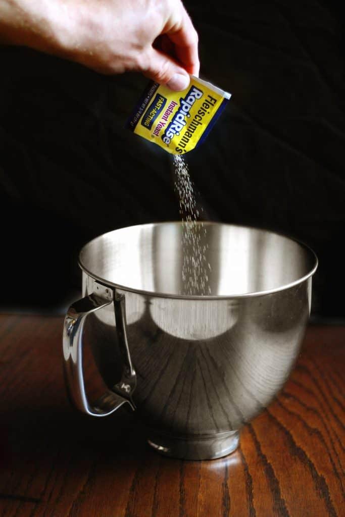 Fleischmann's rapid rise yeast