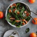 Clementine salad
