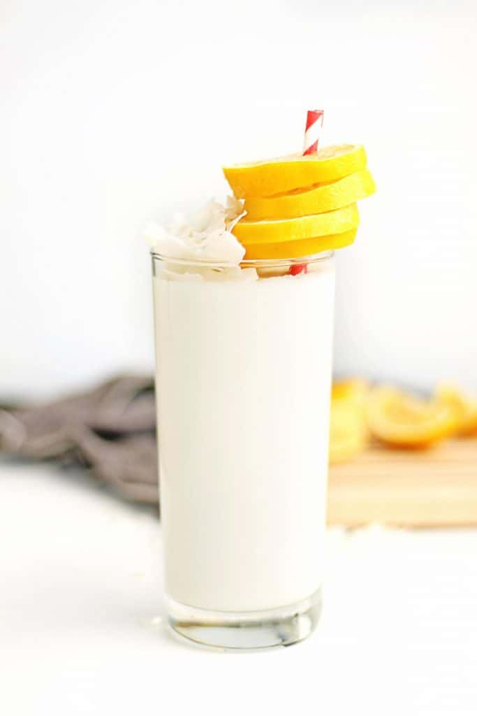lemon smoothie