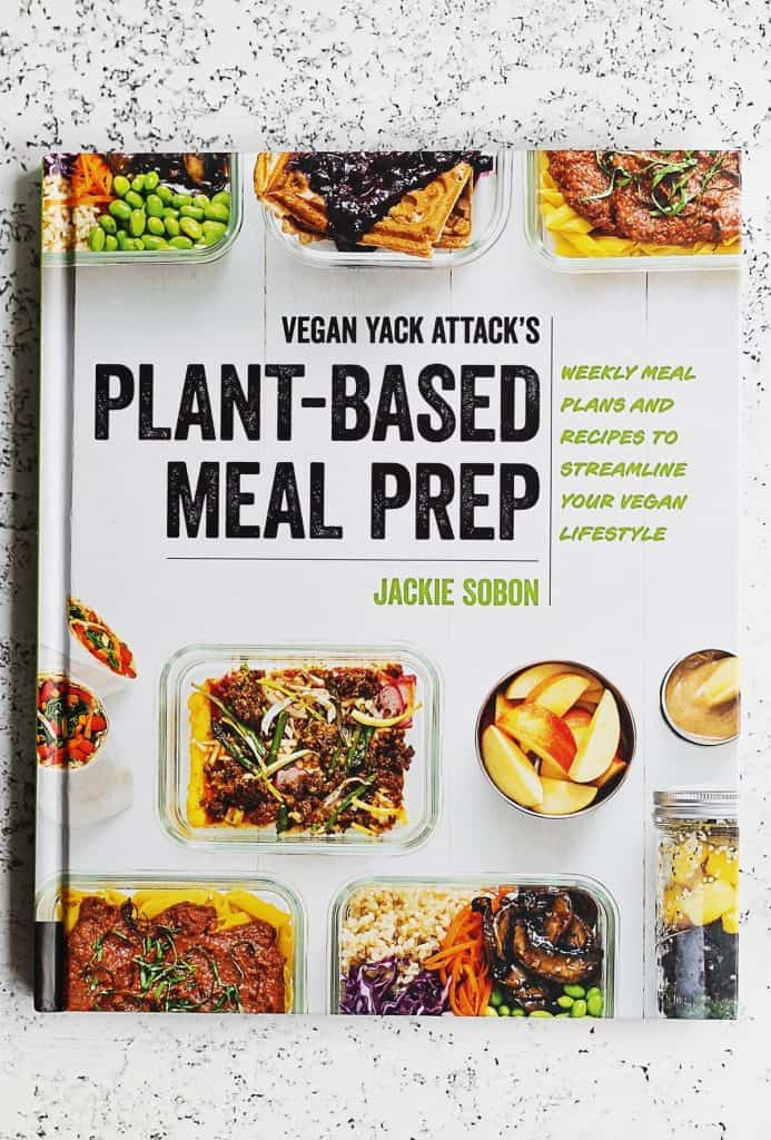 Plant based meal prep
