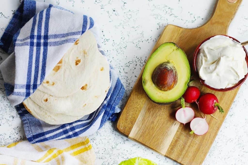 vegan taco toppings