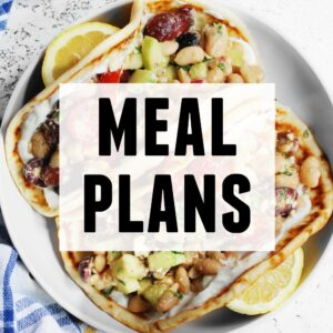 meal plans graphic