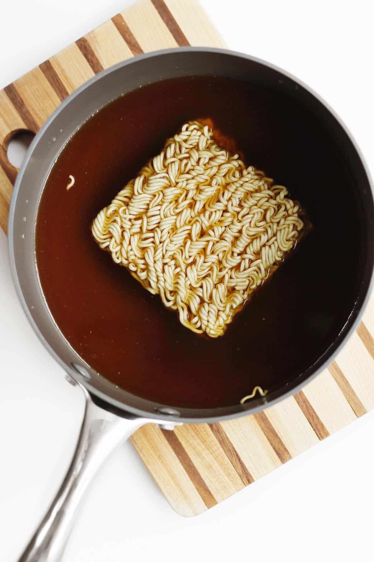 Homemade Top Ramen recipe